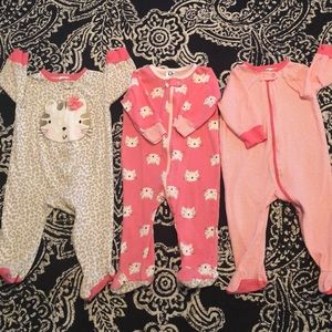 Other - Baby Girl PJ Set, Size 6-9 Months